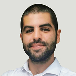 Ramzi Kahale headshot
