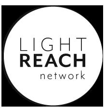 Light Reach logo
